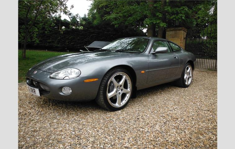 JAGUAR XKR V8 SC Auto X100 LIMITED EDITION