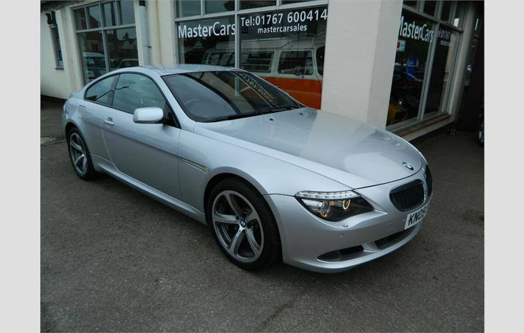 Bmw 650i Sport Coupe Individual Trim Silver 2006 Ref 7799274