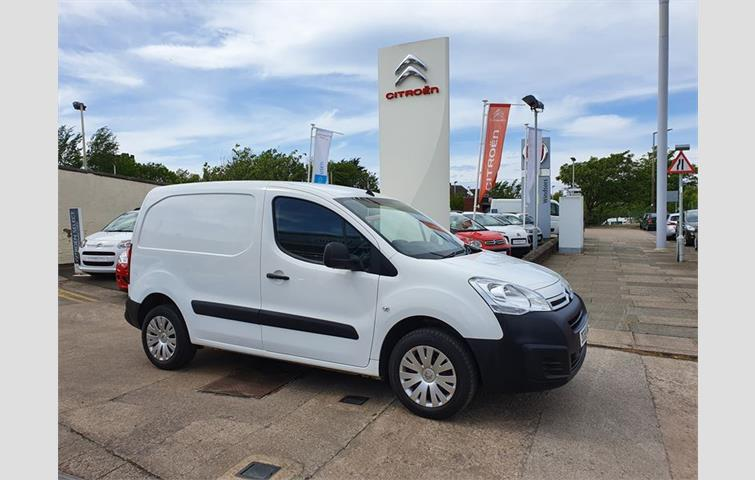 Citroen Berlingo 1 6BlueHdi 75 625 L1 Enterprise Sat Nav A/C