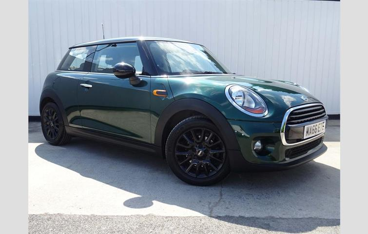 Mini Hatch John Cooper Works Wc 50 Limited Edition Green 2010 Ref