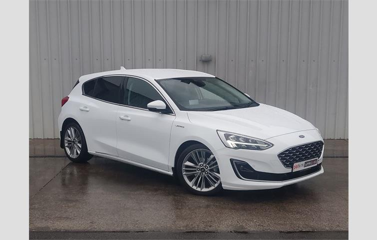 Ford Focus Rs White 2016 Ref 5596320