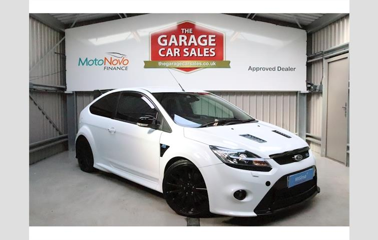 Ford Focus Rs White 2010 | Ref: 9013181