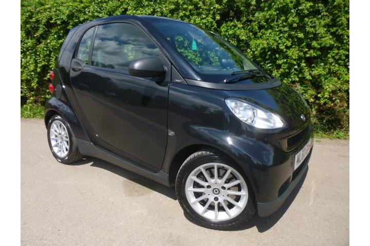 2010 (60) SMART FORTWO COUPE CDI PASSION AUTO