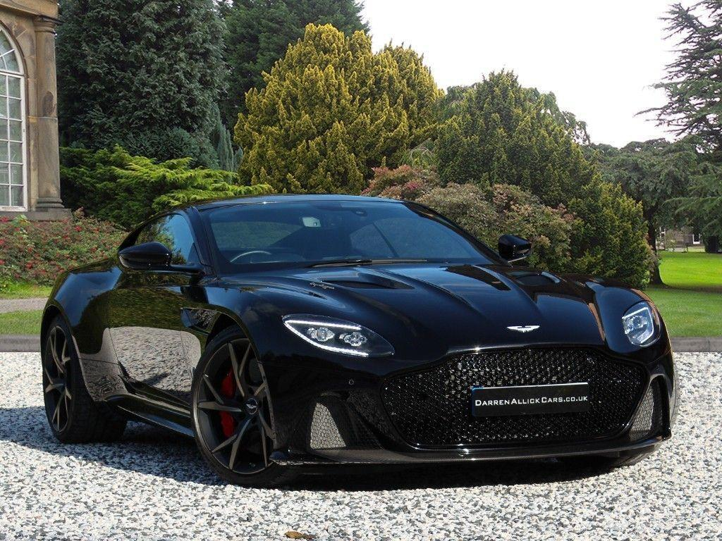 Aston Martin Dbs Superleggera V12 Black 2019 Ref 9425382