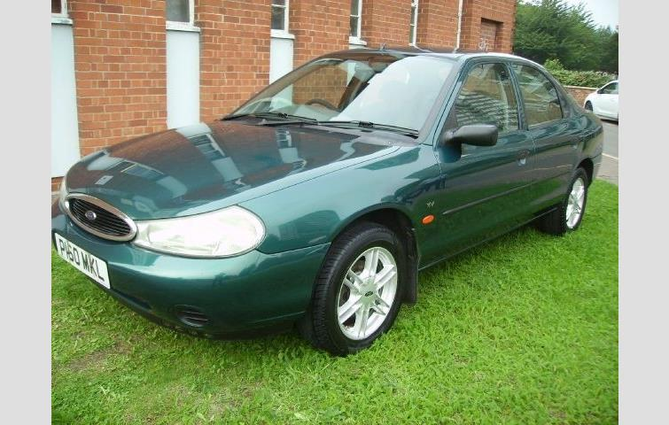 ford mondeo verona lx 16v 5dr recent cluch brakes green 1997 97689 rh autovolo co uk