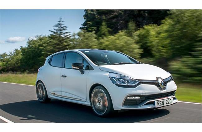 First drive: Renault Clio RS 220 Trophy