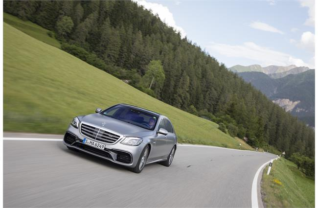 First drive: Mercedes-AMG S63
