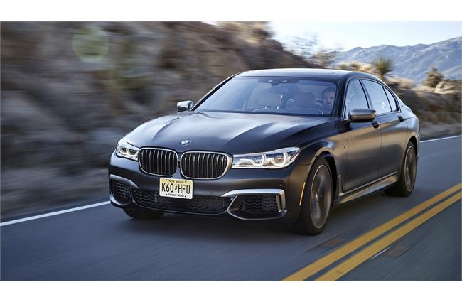 First drive: BMW M760Li xDrive