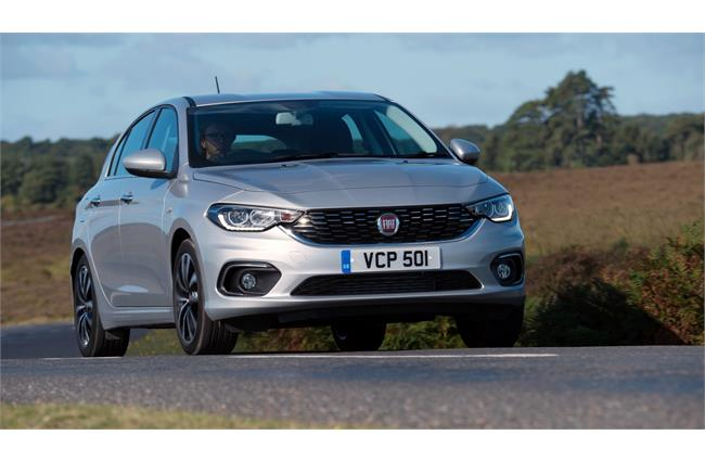 First drive: Fiat Tipo