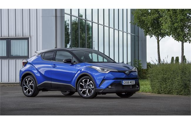 First drive: Toyota C-HR Hybrid
