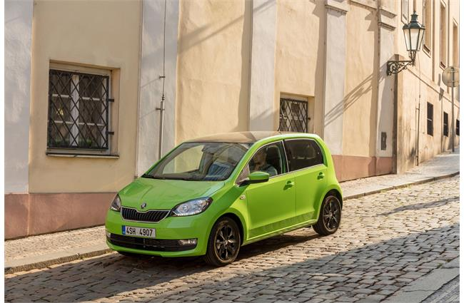 First Drive: Skoda Citigo