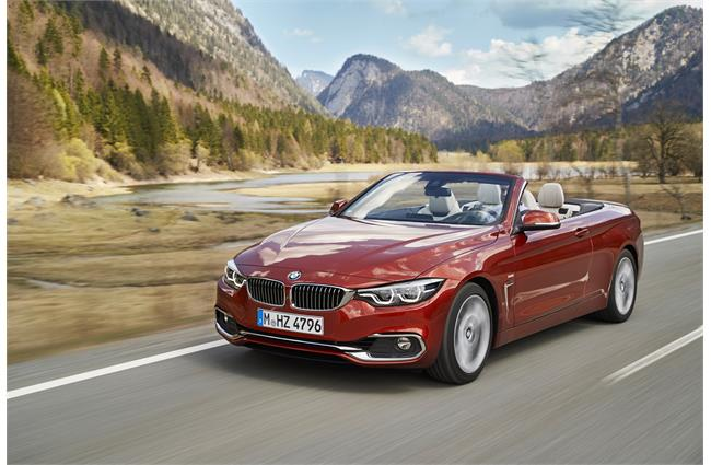 First Drive: BMW 4 Series Convertible