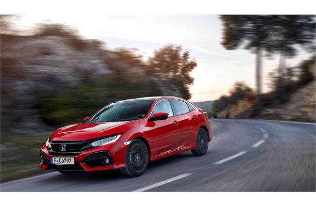 First drive: Honda Civic