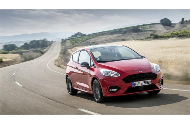 First Drive: Ford Fiesta