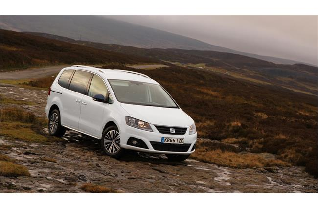 Driven: Seat Alhambra Connect