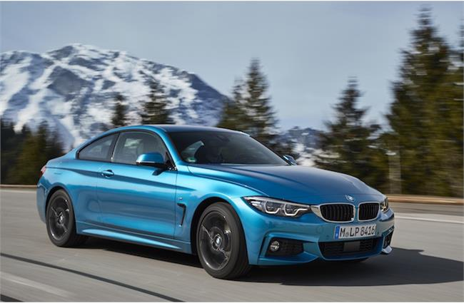 First Drive: BMW 440i M Sport Coupe