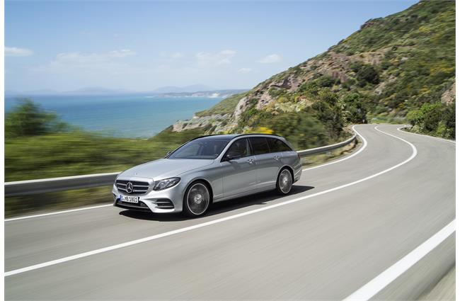 First drive: Mercedes E-Class Estate