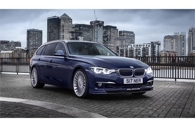 The Alpina D3 Bi-Turbo Touring is the perfect all-rounder