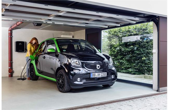 First Drive: Smart ForFour Electric Drive