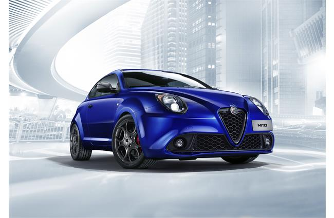 Alfa Romeo launches new MiTo supermini