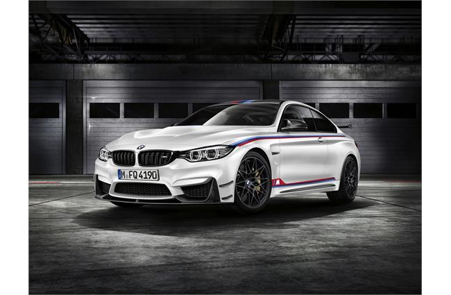 BMW unveil M4 DTM Champion Edition