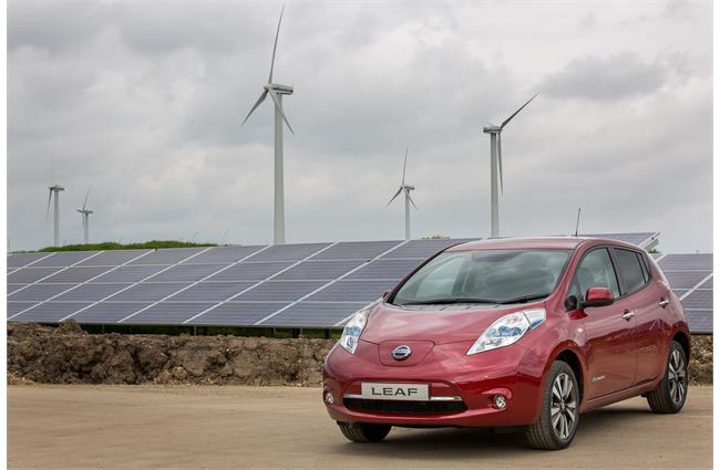 Nissan launches used Leaf campaign
