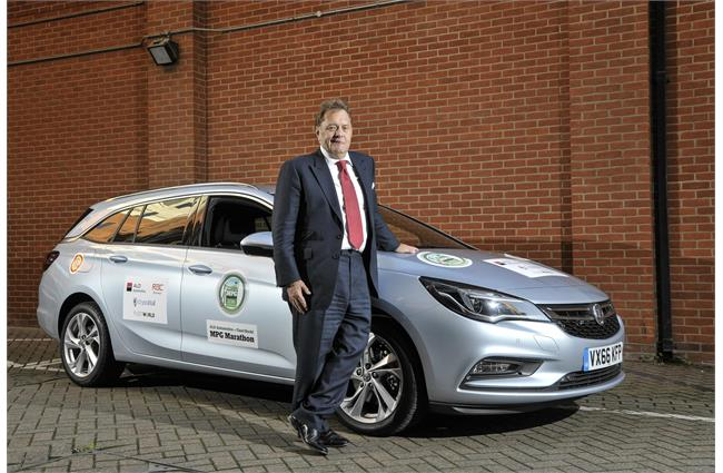 Transport minister undertakes economy driving challenge