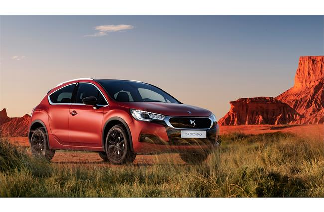 DS unveils Terre Rouge Limited Edition