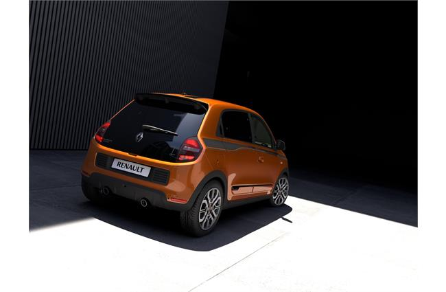 Renault release all-new Twingo GT