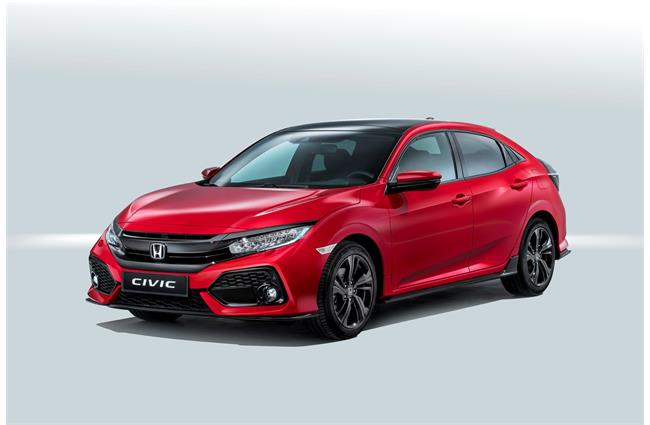 Honda reveals pricing for all-new Civic
