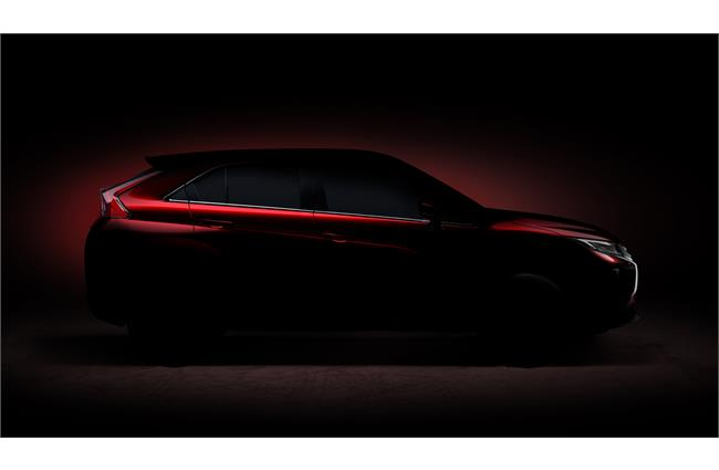Mitsubishi SUV to make public debut at Geneva