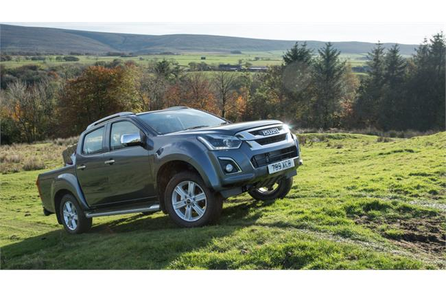 Order books open for Isuzu D-Max truck