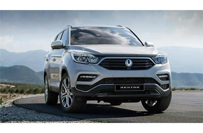 SsangYong reveals new SUV will keep Rexton name