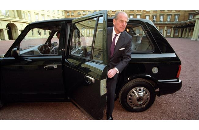 Prince Philip's taxi to go on display at Sandringham Museum