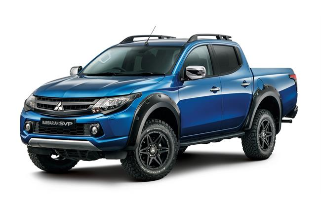 Mitsubishi launches its Special Vehicle Programme