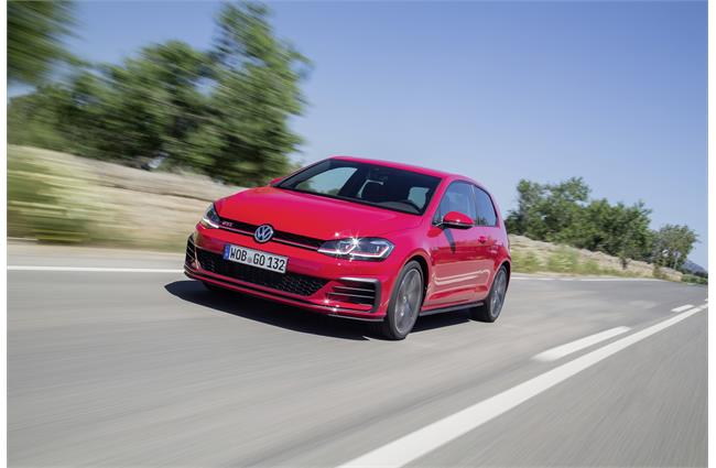 Volkswagen add new engine and new GTI performance to its Golf line up