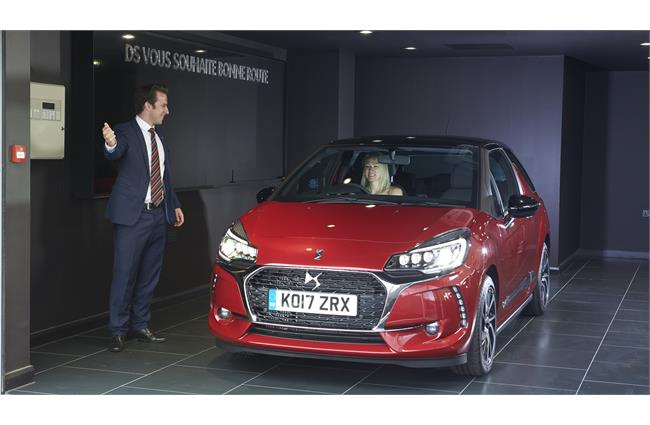 DS 3: now available with more Chic