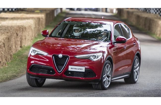 Alfa Romeo's dashing new Stelvio to cost from £33,990