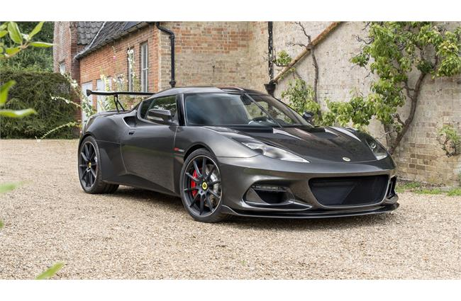 New Evora GT430 is the most powerful production Lotus ever