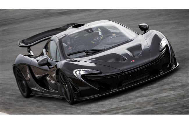McLaren P15 set to be the fastest road-going track car the British brand has ever produced